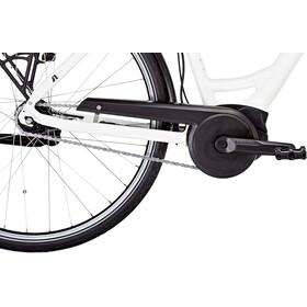 Kalkhoff Agattu 1.B Move R E-citybike Wave 400Wh hvid